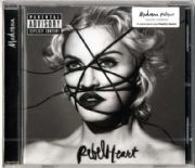 REBEL HEART - ITALY (DELUXE SPECIAL EDITION) CD + Bonus Track
